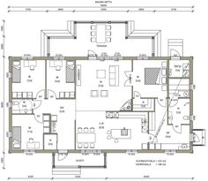 Future House, House Plans, House Ideas, Floor Plans, Layout, How To Plan, Architecture, Building, House