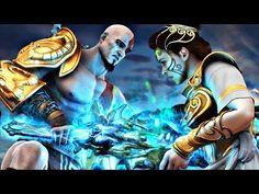 God of War 2 - Kratos Kills Athena (Athena Saves Zeus) Kratos God Of War, Youtube, Anime, Movie Posters, Art, Gaming Wallpapers, Graphic Novels, Art Background, Film Poster