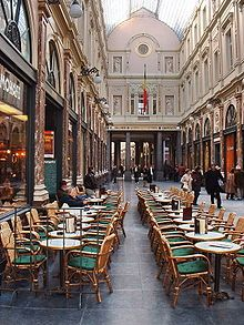Galeries Royales Saint-Hubert, Brussels, Belgium (by dustpupy) (All things Europe) The Places Youll Go, Places To See, Wonderful Places, Beautiful Places, Amazing Places, Bósnia E Herzegovina, Voyage Europe, Places To Travel, Travel Destinations