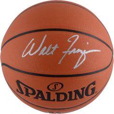 d431ee7726d Walt Frazier New York Knicks Autographed Spalding Indoor Outdoor Basketball  - Steiner Sports - Authentic Signed