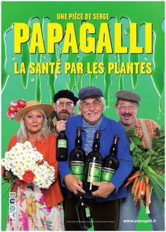 Enfin une pièce de théâtre autour de la #chartreuse ! :) #liqueur #theatre #dauphine #papagalli