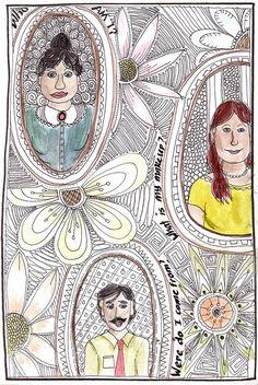 Doodle by Catherine Parkinson, via Flickr