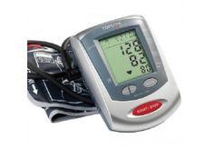 Tensiometru Topcom BPM ARM 3301 Tensiometru ultraperformant de mare precizie Testat si validat clinic Afisaj mare, prezinta: Tensiune sistolica, Tensiune diastolica, Puls Foarte simplu de utilizat: Un buton - START/ STOP, un buton - MEMORIE Memoreaza 30 de masuratori pentru 3 utilizatori diferiti Indicator eroare Indicator baterie slaba Tensiometre24.com