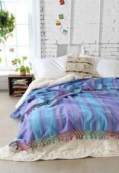 Textiles para decorar en invierno