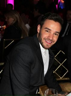 Liam at the Global Gift Gala