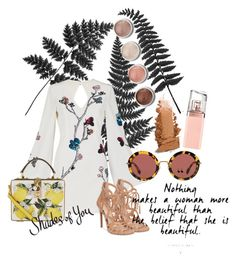 """Shades of You: Sunglass Hut Contest Entry"" by dannlee on Polyvore featuring moda, sass & bide, Miu Miu, Jessica Simpson, Dolce&Gabbana, Terre Mère, HUGO y shadesofyou"