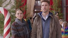 Snowed-Inn Christmas - a Lifetime Christmas Movie Premiere starring Bethany Joy Lenz & Andrew Walker!