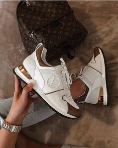 Gucci Bag Vuitton, shoes, and sneakers Baskets, Shoe Gallery, Classic Sneakers, Kinds Of Shoes, Luxury Shoes, Loafer Shoes, Flats, Girls Shoes, Shoes