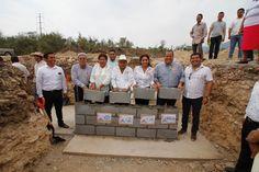El Alcalde Oscar Almaraz Smer Cierra una semana de obras
