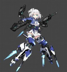 Character Concept, Character Art, Concept Art, Sci Fi Characters, Girls Characters, Mecha Suit, Avatar Picture, Japanese Dragon Tattoos, Robot Girl