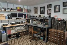 Garage Workbench:Formidable Used Garage Workbench Picture Concept New Electronics Circuit And Signal Workshop Workbenches 50 Formidable Used Garage Workbench Picture Concept
