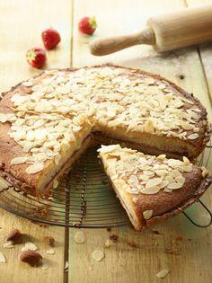 Recept van de week: bakewelltaart