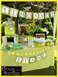 Unique and Perfect: Limonada / Lemonade