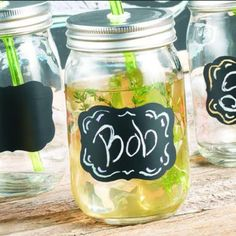 Mason Jars As Wedding Favors For Your Country Wedding on a Budget. Click on the picture to read the article.
