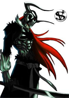 this hollow mask best out of them all Shinigami, Manga Anime, Fanarts Anime, Me Me Me Anime, Anime Guys, Ichigo Hollow Mask, Bleach Manga, Beautiful Posters, My Escape