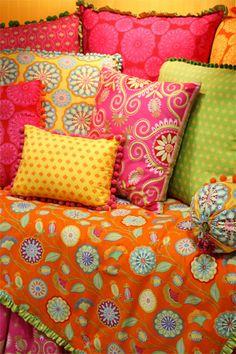 Gypsy Bandana from Pillow & Maxfield