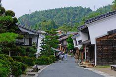 Off the beaten path - KISO Valley