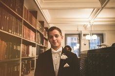 George Peabody Library Wedding Ceremony in Baltimore Maryland. Historic Wedding Venue #baltimoreweddings Gold First Look Card Catalogs Vintage
