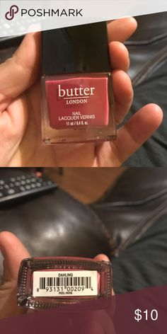 Nail polish New butter Accessories