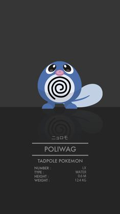 Poliwag by WEAPONIX