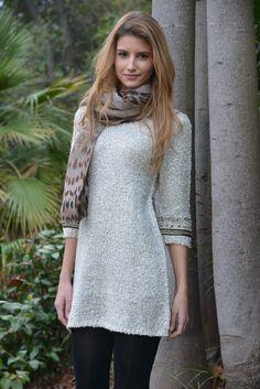 Molly Bracken #Winter #Cocooning #Fashion