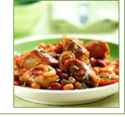Another great recipe from Supreme Sausages in Chalgrove, Oxfordshire.  Perfect for cold, wintery early March days......I dare anyone to come off a football pitch and not devour two platefuls of this gem of a dish. Link to recipe: http://tinyurl.com/7fr9f9w