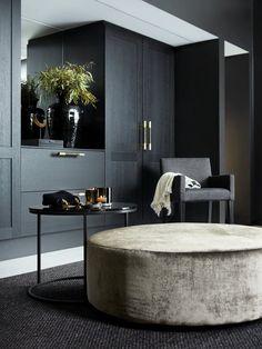 Det er allerede en stor succes i resten af Norden. Home Interior, Interior And Exterior, Interior Design, Living Room Inspiration, Interior Inspiration, Living Room Decor Cozy, Bedroom Floor Plans, Ideas Hogar, Bathroom Design Luxury