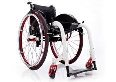 """""""EGO"""" , the new concept of active folding wheelchair by Progeo. Lightweight Wheelchair, Ego, Gym Equipment, Bicycle, Vehicles, Pony Cake, Wheelchairs, Design, Health"""
