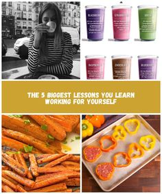 These are the lessons learned from starting a business, and they have defined the way I run my business and have defined its success! diet drinks The 5 Biggest Lessons You Learn Working For Yourself Egg Diet Plan, Raspberry, Strawberry, Diet Drinks, Lessons Learned, Work On Yourself, Blueberry, Success, How To Plan