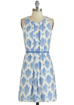 Fresh Spring Rain Dress | Mod Retro Vintage Dresses | ModCloth.com
