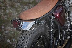 Crimson Brat - tail section Built by Smyth Innovations