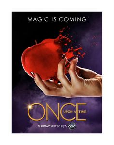 Once Upon A Time Season 2 Poster 4 #MagicIsComing