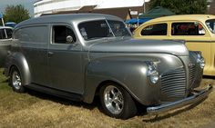 1941 plymouth coupe | 1941 Plymouth Sedan Delivery