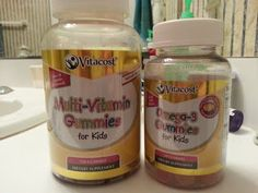 PAMdemonium: Vitacost Kids' Gummie Vitamin Review