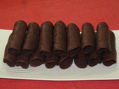 Puros de chocolate