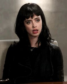 gif reaction annoyed eye roll eyeroll come on annoying krysten ritter disbelief bitch please kill me best gif rolling eyes roll eyes incredulous rolls eyes oh brother geez free gif dont trust the b in apt 23 Krysten Ritter, Jessica Jones, Animiertes Gif, Animated Gif, Black Sheep Of The Family, Jonah Hill, Dont Trust, Eye Roll, Breaking Bad