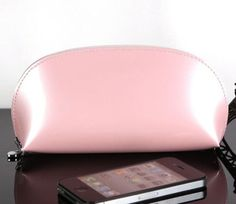 High Quality Patent Leather Makeup Make Up Bags Female Zipper Cosmetic Bag Lady Cosmetic Cases Organizer Bag Femme Bolsas ZCP101