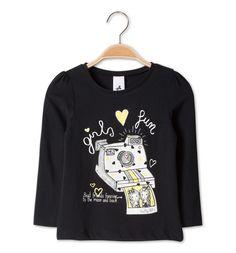 Sklep internetowy C&A | T-shirt, kolor:  czarny | Dobra jakość w niskiej cenie