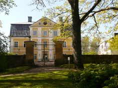 Fagervik gård - Photo Kristian Bäckström