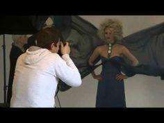 Thomas Temmer Fotografie - Fashion-Shooting, Mai 2013 im Studio SPIEGELSCHLAG - YouTube