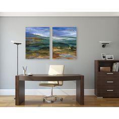 Gallery Direct Sylvia Angeli's 'Memories of Aspen I' Canvas Gallery Wrap Wall Art