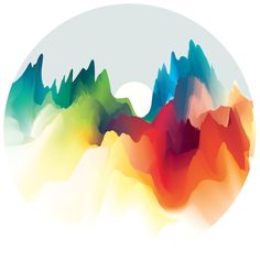 Colourscapes illustration by Maria Groenlund