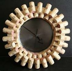 DIY wine cork ideas