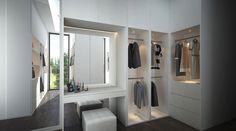 First floor master bedroom view 3