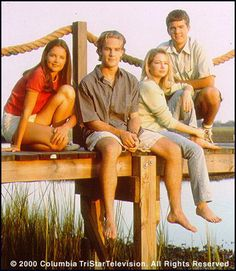 My friends and I were in LOVE with Dawson's Creek
