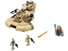 Recreate your own Invasion of Naboo with the armored AAT!