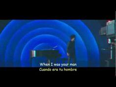 Bruno Mars - When I Was Your Man SUBTITULADO AL ESPAÑOL [Official Video]
