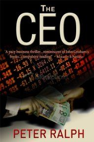 The CEO by Peter Ralph ebook deal