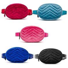 93f5b02320f 2019 New Bags for Women Pack Waist Bag Women Round Belt Bag Luxury ...
