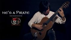 Klaus Badelt - He's a Pirate (from Pirates of The Caribbean) - Solo Guitar - Paul Adrian Moldez Pirates Of The Caribbean, Plays, Musicals, Guitar, Film, Videos, Pictures, Games, Movie